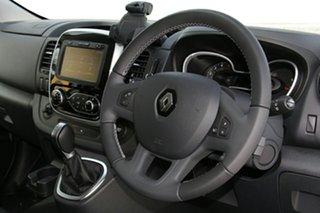 2020 Renault Trafic X82 MY21 Crew Lifestyle Low Roof LWB EDC 125kW Glacier White 6 Speed
