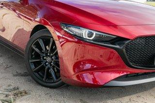 2019 Mazda 3 BP2HLA G25 SKYACTIV-Drive Astina 46v 6 Speed Sports Automatic Hatchback.