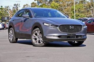 2020 Mazda CX-30 DM2W7A G20 SKYACTIV-Drive Evolve Polymetal Grey 6 Speed Sports Automatic Wagon.
