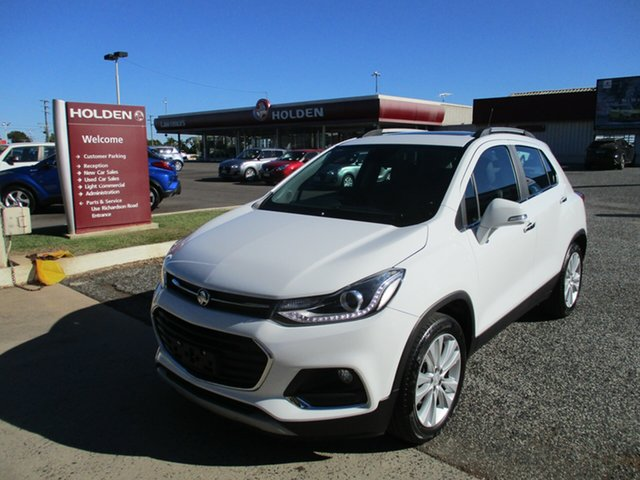 Used Holden Trax TJ MY19 LTZ, 2019 Holden Trax TJ MY19 LTZ White 6 Speed Automatic Wagon