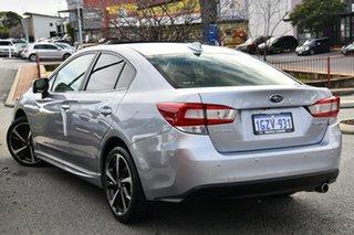 2020 Subaru Impreza G5 MY20 2.0i-S CVT AWD Ice Silver 7 Speed Constant Variable Sedan.