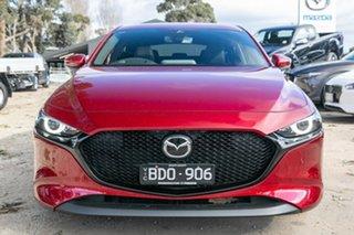 2019 Mazda 3 BP2HLA G25 SKYACTIV-Drive Astina 46v 6 Speed Sports Automatic Hatchback