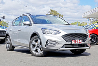 2019 Ford Focus SA 2019.25MY Active Moondust Silver 8 Speed Automatic Hatchback.