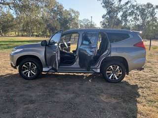 2016 Mitsubishi Pajero Sport QE MY17 GLX Grey 8 Speed Sports Automatic Wagon