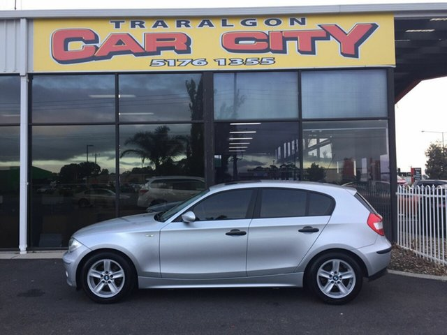 Used BMW 118i E87 , 2005 BMW 118i E87 Silver 6 Speed Automatic Hatchback