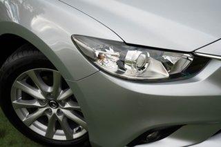 2017 Mazda 6 GL1031 Sport SKYACTIV-Drive Silver 6 Speed Sports Automatic Wagon