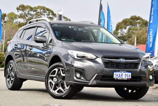 Demo Subaru XV G5X MY20 2.0i-S Lineartronic AWD, 2020 Subaru XV G5X MY20 2.0i-S Lineartronic AWD Magnetite Grey 7 Speed Constant Variable Wagon