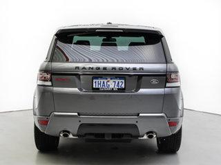 2014 Land Rover Range Rover LW Sport 3.0 TDV6 SE Grey 8 Speed Automatic Wagon