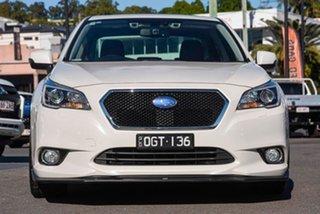 2015 Subaru Liberty B6 MY16 3.6R CVT AWD White Pearl 6 Speed Constant Variable Sedan