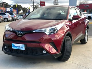 2019 Toyota C-HR Red Constant Variable Wagon