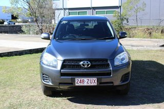 2012 Toyota RAV4 ACA38R MY12 CV 4x2 Grey 4 Speed Automatic Wagon.