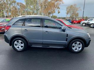2010 Holden Captiva CG MY10 5 AWD Light Blue 5 Speed Sports Automatic Wagon.