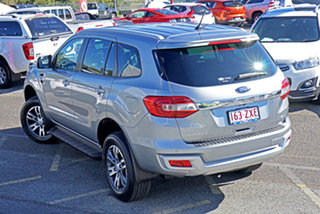 2019 Ford Everest UA II 2019.00MY Trend Silver 10 Speed Sports Automatic SUV.