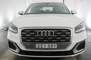 2018 Audi Q2 GA MY18 Sport S Tronic Quattro Glacier White 7 Speed Sports Automatic Dual Clutch Wagon.