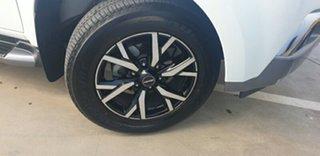 2019 Isuzu MU-X MY19 LS-U Rev-Tronic 4x2 Splash White 6 Speed Sports Automatic Wagon.