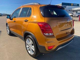 2018 Holden Trax TJ MY18 LTZ Orange 6 Speed Automatic Wagon