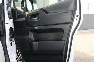 2019 Toyota Granvia GDH303R Crystal Pearl 6 Speed Sports Automatic Wagon