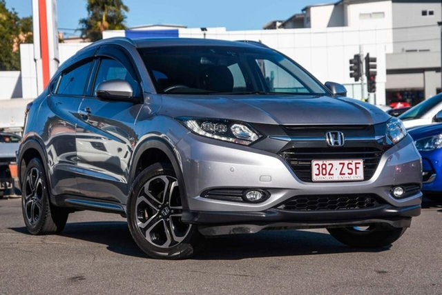Used Honda HR-V MY16 VTi-L, 2016 Honda HR-V MY16 VTi-L Silver 1 Speed Constant Variable Hatchback