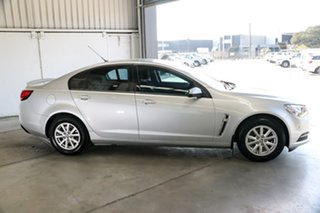 2016 Holden Commodore VF II MY16 Evoke Silver 6 Speed Sports Automatic Sedan