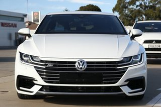 2017 Volkswagen Arteon MY18 206 TSI R-Line White 7 Speed Auto Direct Shift Liftback