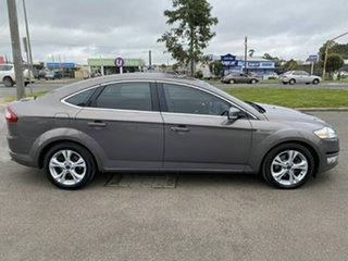 2012 Ford Mondeo MC Zetec PwrShift EcoBoost Brown 6 Speed Sports Automatic Dual Clutch Hatchback
