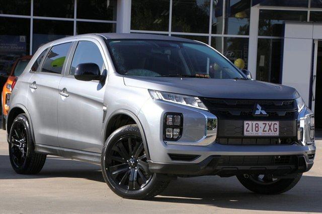 Demo Mitsubishi ASX XD MY20 MR 2WD, 2020 Mitsubishi ASX XD MY20 MR 2WD Titanium 1 Speed Constant Variable Wagon