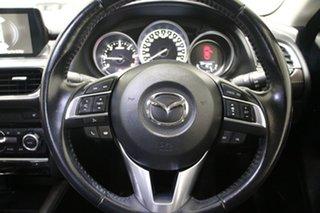 2016 Mazda 6 6C MY15 Atenza Blue 6 Speed Automatic Sedan