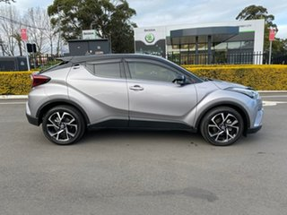 2018 Toyota C-HR NGX10R Koba S-CVT 2WD Grey 7 Speed Constant Variable Wagon