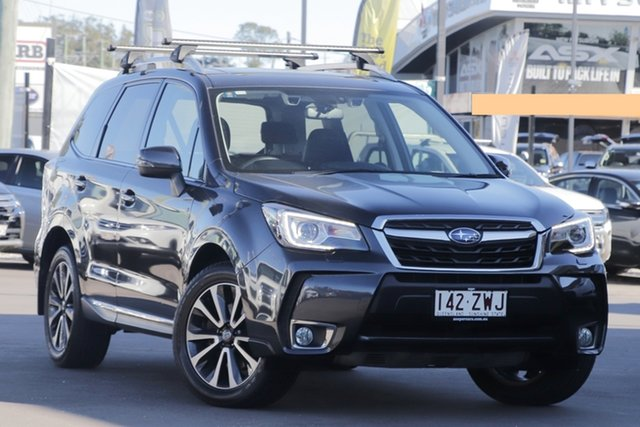 Used Subaru Forester S4 MY16 XT CVT AWD Premium, 2016 Subaru Forester S4 MY16 XT CVT AWD Premium Grey 8 Speed Constant Variable Wagon
