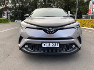 2018 Toyota C-HR NGX10R Koba S-CVT 2WD Grey 7 Speed Constant Variable Wagon.