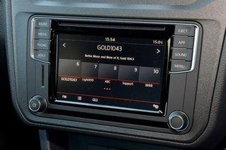 2020 Volkswagen Caddy 2KN MY20 TSI220 Maxi DSG Urban Edition White 7 Speed