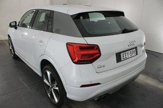 2018 Audi Q2 GA MY18 Sport S Tronic Quattro Glacier White 7 Speed Sports Automatic Dual Clutch Wagon