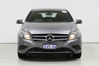 2014 Mercedes-Benz A200 176 MY14 CDI Grey 7 Speed Automatic Hatchback.