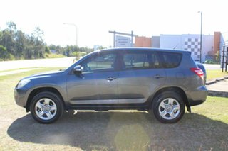 2012 Toyota RAV4 ACA38R MY12 CV 4x2 Grey 4 Speed Automatic Wagon