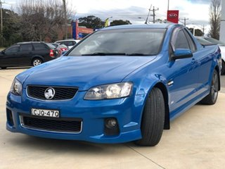 2012 Holden Ute SV6 Blue Sports Automatic Utility - Extended Cab.