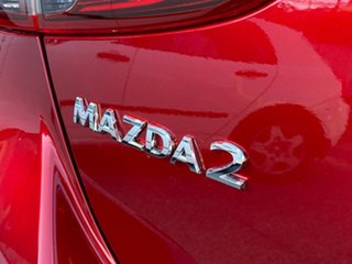 2020 Mazda 2 DJ2HAA G15 SKYACTIV-Drive Pure Soul Red Crystal 6 Speed Sports Automatic Hatchback