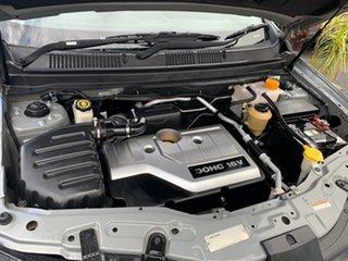 2010 Holden Captiva CG MY10 5 AWD Light Blue 5 Speed Sports Automatic Wagon