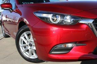 2017 Mazda 3 BN MY17 Neo Red 6 Speed Automatic Sedan.