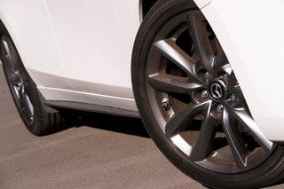 2019 Mazda 3 BP2HLA G25 SKYACTIV-Drive GT Snowflake White Pearl 6 Speed Sports Automatic Hatchback