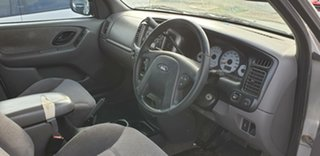2003 Ford Escape ZA XLT Silver 4 Speed Automatic Wagon