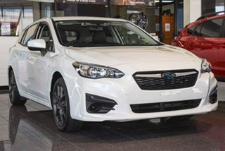2019 Subaru Impreza G5 MY19 2.0i CVT AWD Limited Edition 1x 7 Speed Constant Variable Hatchback.