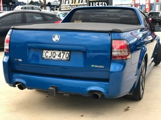 2012 Holden Ute SV6 Blue Sports Automatic Utility - Extended Cab