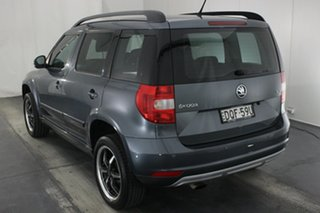 2014 Skoda Yeti 5L MY14 77TSI DSG Active Grey 7 Speed Sports Automatic Dual Clutch Wagon
