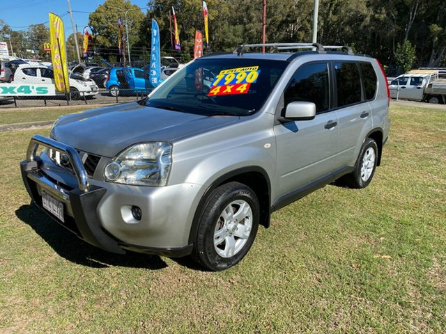 Used Nissan X-Trail T31 Adventure, 2009 Nissan X-Trail T31 Adventure Silver 1 Speed Constant Variable Wagon