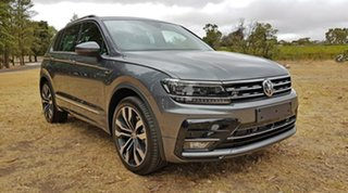 2020 Volkswagen Tiguan 5N MY20 162TSI DSG 4MOTION Highline Indium Grey 7 Speed.