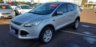 2016 Ford Kuga TF MY16 Ambiente 2WD Silver 6 Speed Sports Automatic Wagon