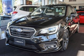 2020 Subaru Liberty B6 MY20 2.5i CVT AWD Premium 4s 6 Speed Constant Variable Sedan.
