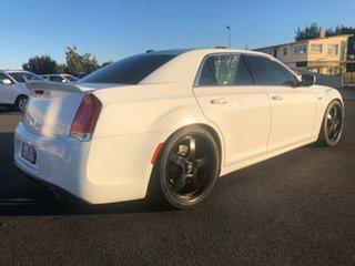 2016 Chrysler 300 LX MY16 SRT E-Shift White 8 Speed Sports Automatic Sedan.