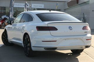 2017 Volkswagen Arteon MY18 206 TSI R-Line White 7 Speed Auto Direct Shift Liftback.