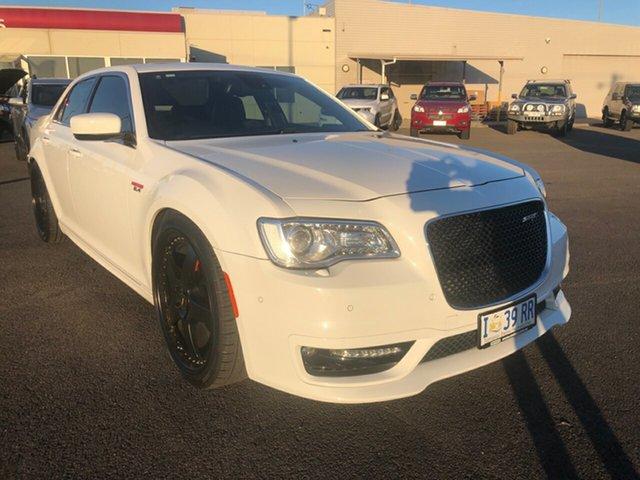 Used Chrysler 300 LX MY16 SRT E-Shift, 2016 Chrysler 300 LX MY16 SRT E-Shift White 8 Speed Sports Automatic Sedan